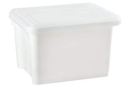 Small Stack & Nest Storage Box - 7.5 Liter Volume