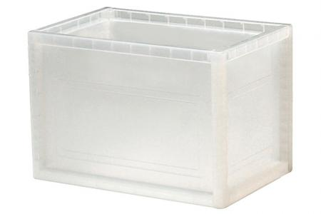 Small INNO Cube 1 for Storage - 12.4 Liter Volume - Small INNO Cube 1 for storage (12.4L volume) in clear.