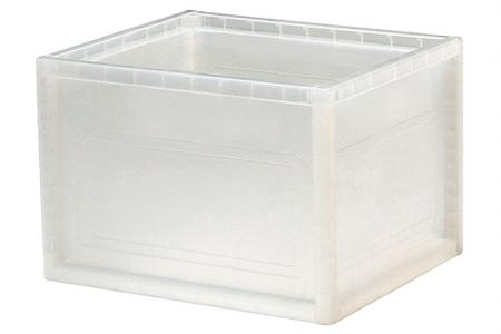 Medium INNO Cube 1 for Storage - 17.7 Liter Volume - Medium INNO Cube 1 for storage (17.7L volume) in clear.