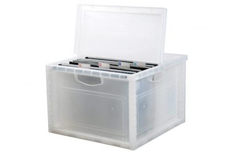 Lid for Filing Storage INNO Cube for A4 Size Documents - Removeable lid for filing storage INNO Cube for A4 size documents.