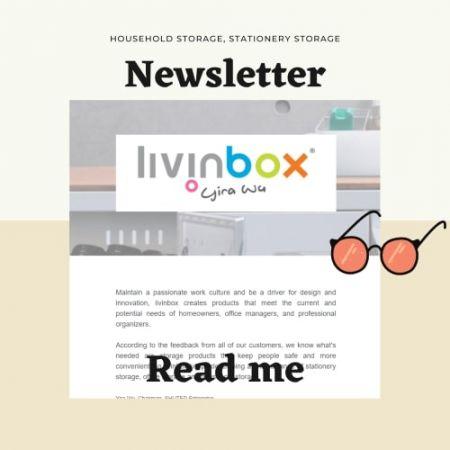 livinbox newsletter in Q4