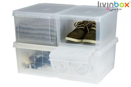 Shoe Storage Box - Storage Container, Shoe Storage, Shoe Box, Shoe Organizer, Storage Chest