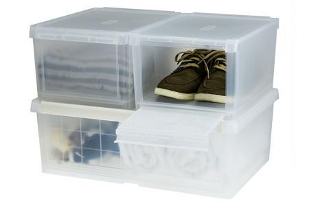 Storage Chest, Drop-down Door Storage Boxes