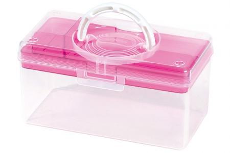 Portable Craft Organizer Box, 3 Liter