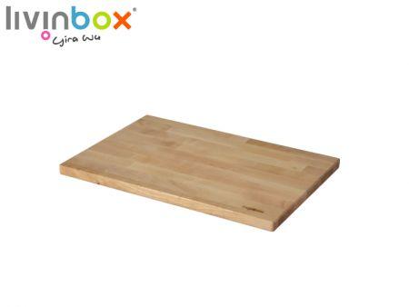Mặt bàn bằng gỗ cho Giỏ đựng đồ có thể gập lại 27L - Mặt bàn bằng gỗ cho Giỏ đựng đồ có thể gập lại 27L