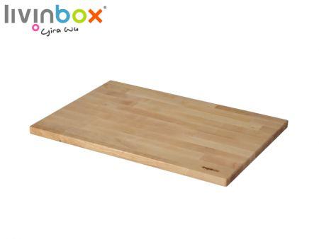 Mặt bàn bằng gỗ cho Giỏ đựng đồ có thể gập lại 44L - Mặt bàn bằng gỗ cho Giỏ đựng đồ có thể gập lại 44L