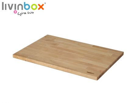 Wooden desk-top for 44L Collapsible Storage Basket