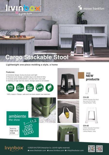 livinbox Stackable chair