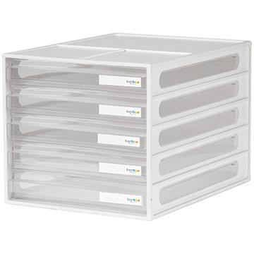 Vertikaler Desktop-Organizer