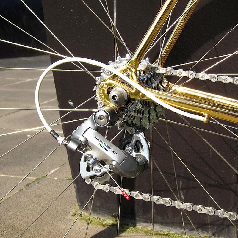Bicycle Derailleur System.