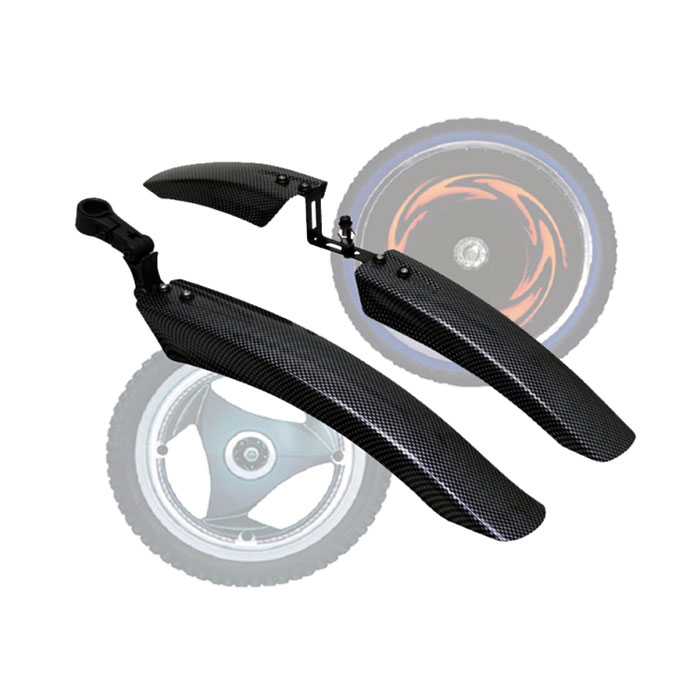 Bike Fender and Wheel Cover
