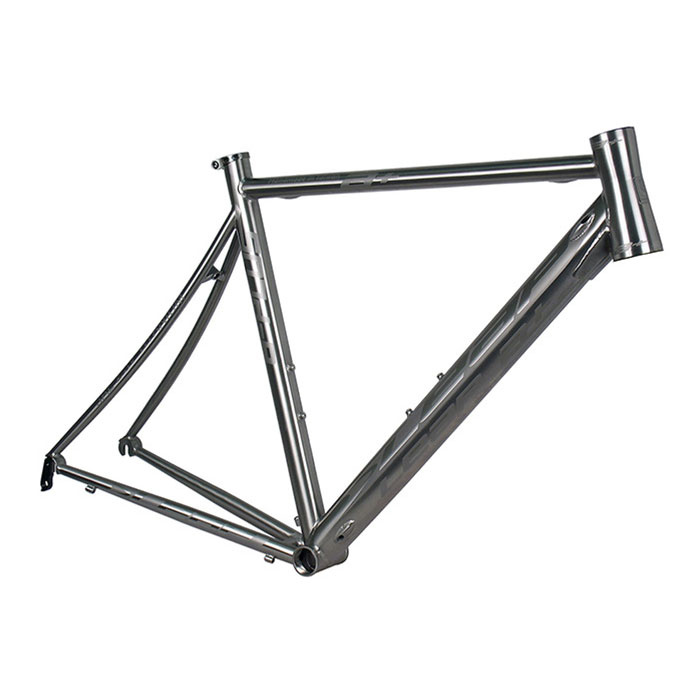 Standard and custom bike frames are available in Pan Taiwan.