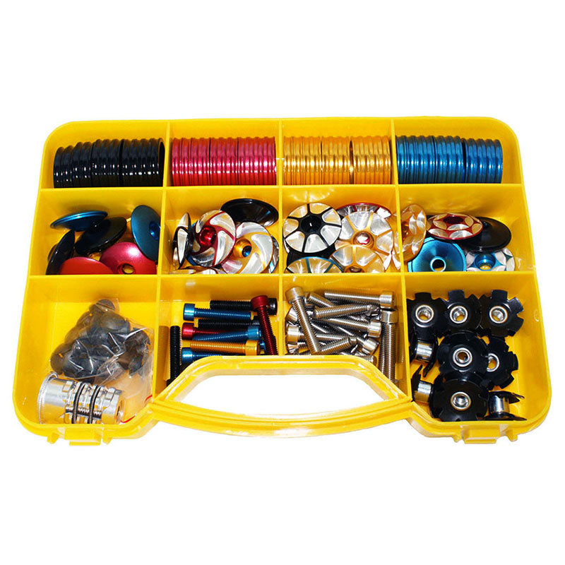 Bike Spare Parts Storage Box