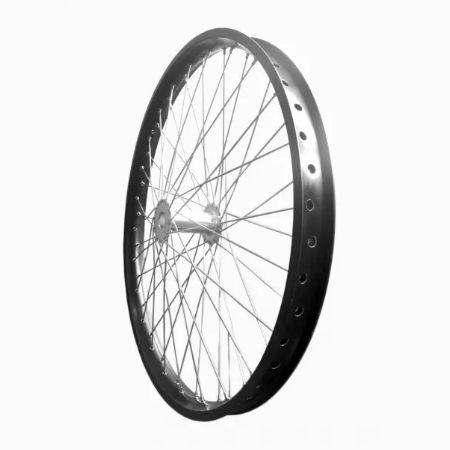 Carbon Fiber Wheel Set with 58 mm Profile.