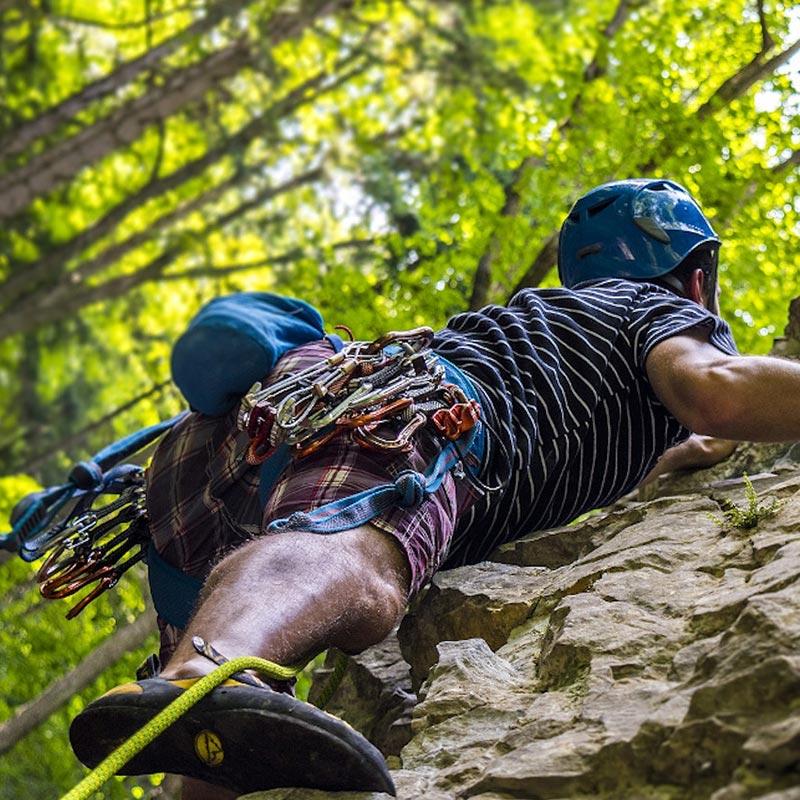 Снаряжение для альпинизма на открытом воздухе