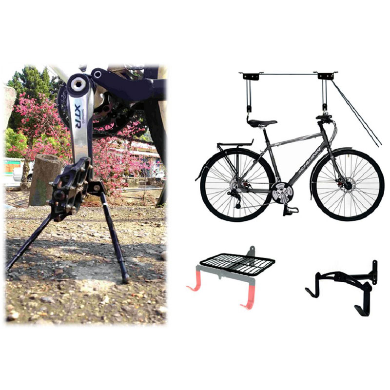 Bicycle Lifter-Foldable Stand.