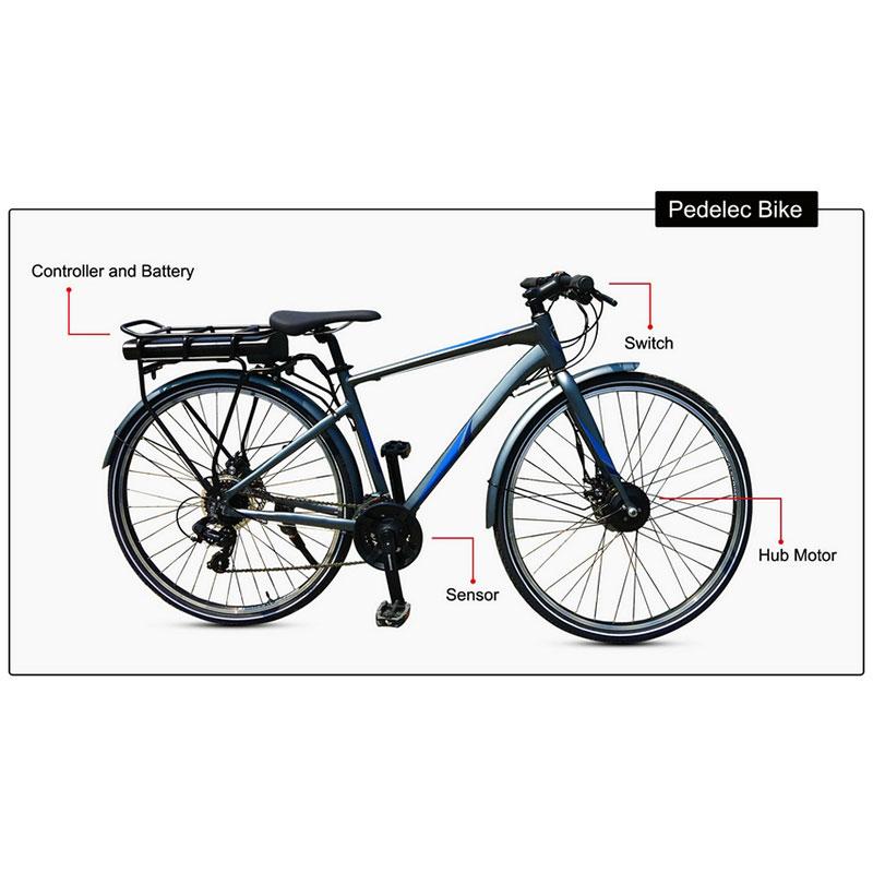 Электронный велосипед