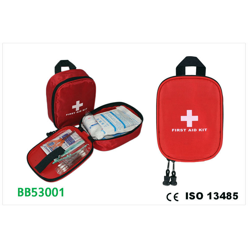 ISO 13485 First Aid Kit.