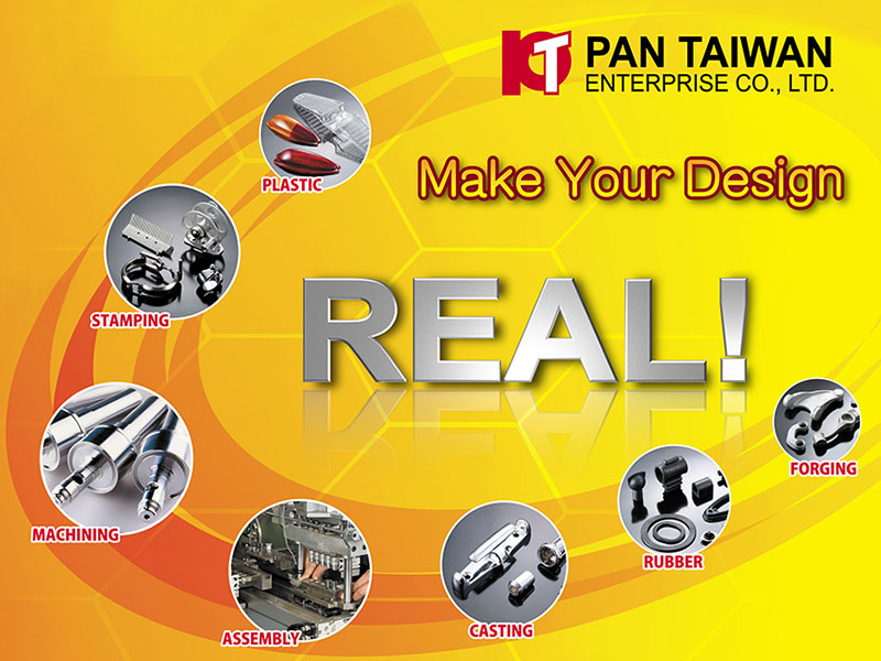 We can make your design real.