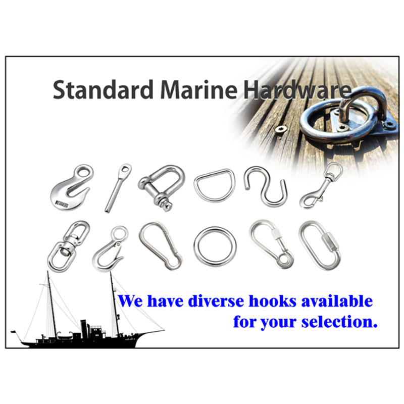 Carabiner for Marine