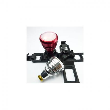 Quick Release LED Tail Light - Bike Light Quick Release