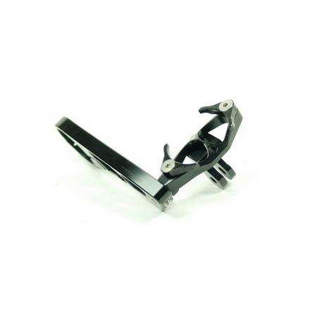 Handle Bar Device Holder for Garmin & GoPro - Garmin & GoPro Device Holder on Handle Bar