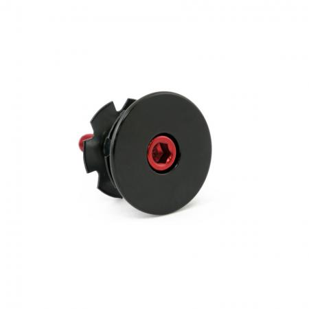 Anodized Flat Headset Cap