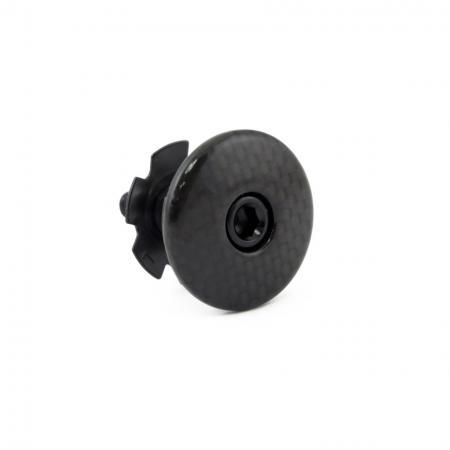 Carbon Fiber Headset Cap - Carbon fiber headset cap