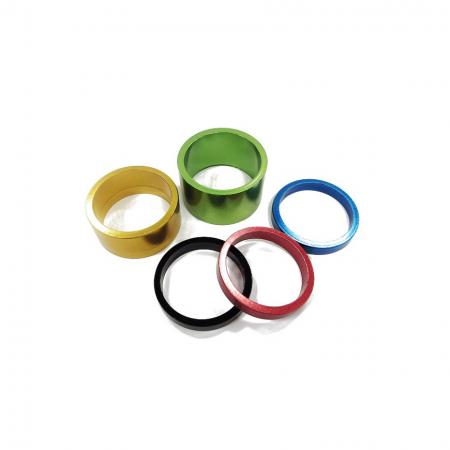 Alloy Headset Spacer - Alloy Headset Spacer - Single