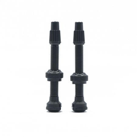 Tubeless Valve - Tubeless Valve with 4 mm Hex Hole on Bottom