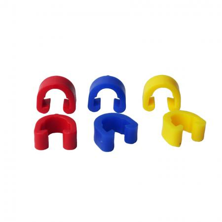 Plastic Bike Cable Clip - Plastic Bicycle Cable Clip