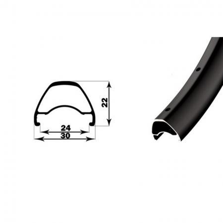 Aluminum Double Wall Rim for CX Bike - Aluminum Double Wall Rim for CX bike