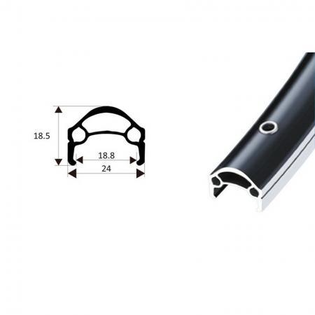 Aluminum Double Wall Rim for MTB - Aluminum Double Wall Rim for MTB