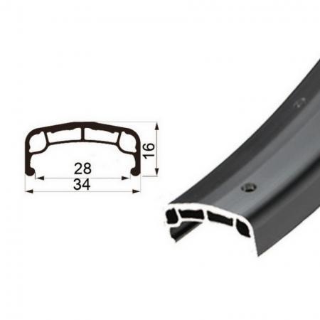 Aluminum Double Wall Rim for BMX - Aluminum Double Wall Rim for BMX