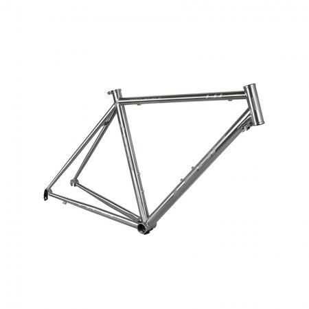 Титановая рама шоссейного велосипеда 1.0 - Титановая рама шоссейного велосипеда 1.0