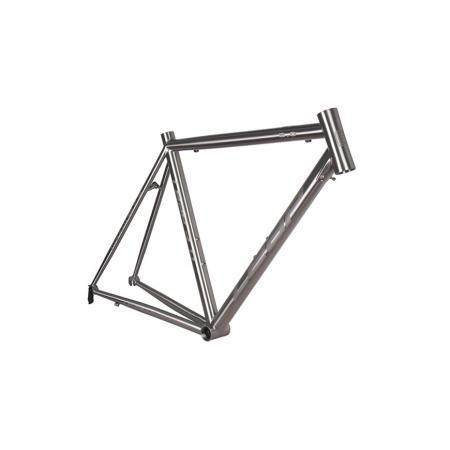 Титановая рама шоссейного велосипеда 2.0 - Титановая рама шоссейного велосипеда 2.0