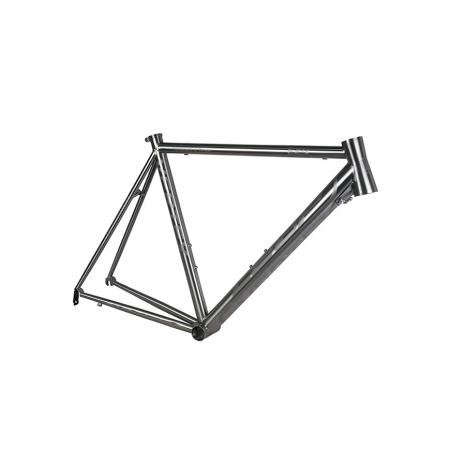 Титановая рама шоссейного велосипеда 3.0 - Титановая рама шоссейного велосипеда 3.0