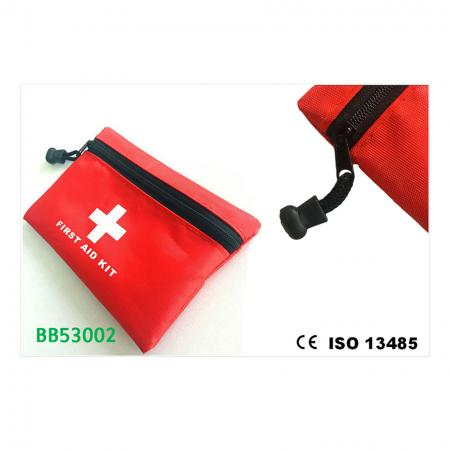 First Aid Kit, Zipper Bag, S - Medical First Aid Kit