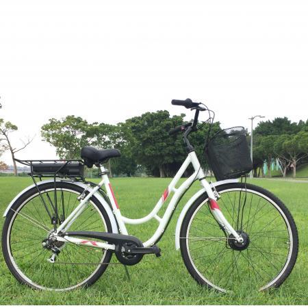 City Bike Lady - City Bike Lady