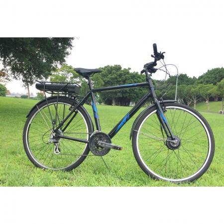 Городской велосипедист - Городской велосипедист
