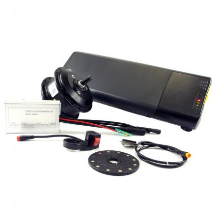 Smart Pedelec Kit 1 - Smart Pedelec Kit 1
