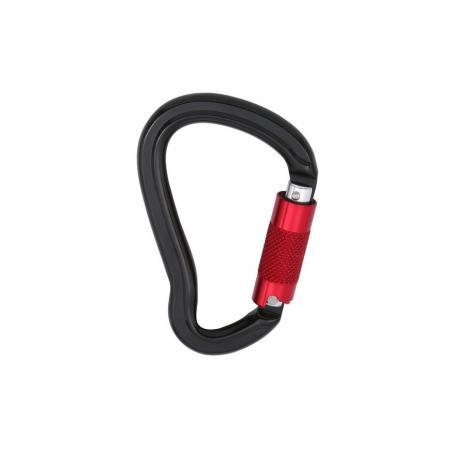 Aluminum Carabiner Twist Lock - Carabiner twist lock