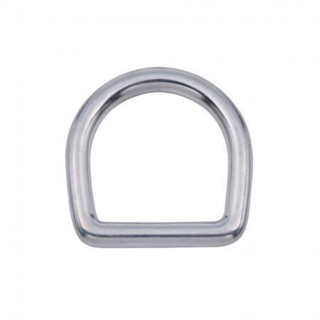 Алюминиевое крепежное кольцо D