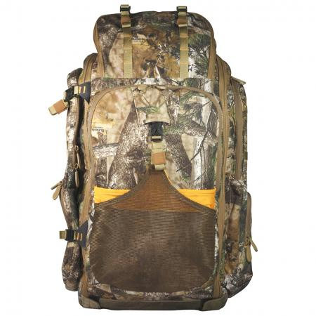 53L Camoflage Hunting Backpack - Noise reducing backpack