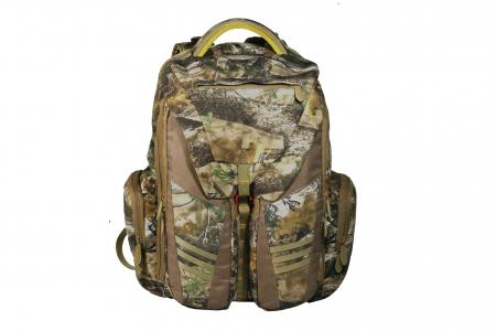 30L Camo Hungint Backpack with Molle Outside - Backpack with concealed internal pockets