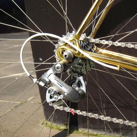 Bicycle Derailleurs & Parts - Bicycle Derailleur System.