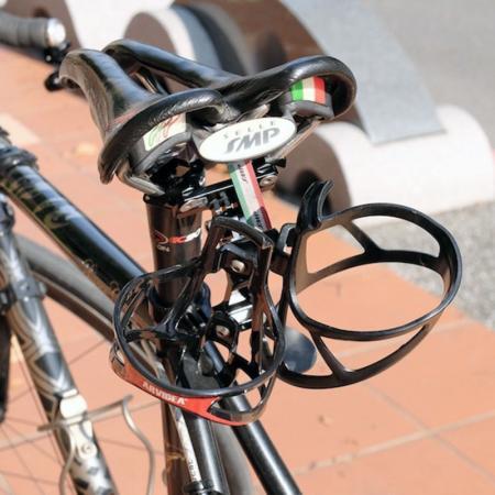 Bike Device Holder - Water Bottle Cage Holder.