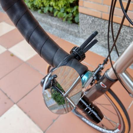Bike Mirror - 360° Adjustable Bike Mirror