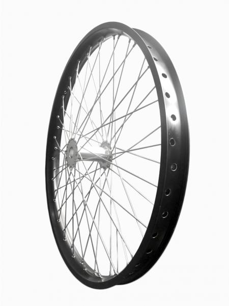 Комплект колес велосипеда - Комплект колес из углеродного волокна с профилем 58 мм.