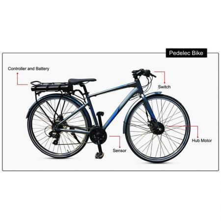 Электровелосипед - Электронный велосипед